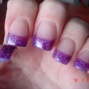 My fave colour purple :)