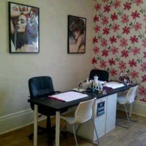 nail area / reception august 2011