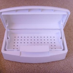 Sanitising tray, never used.  £8 posted.