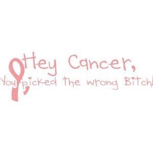 Hey Cancer!