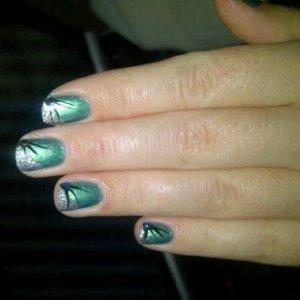 mani jade green oriental
