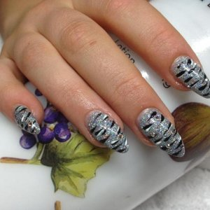 Wild newyears Nails ;)