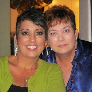 Christmas 2011.  Me and mom.