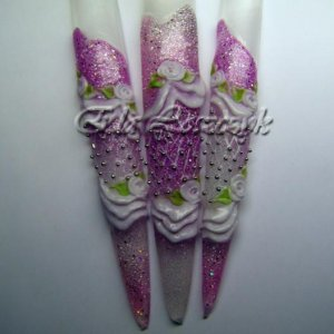 inspired by wedding cake ;)