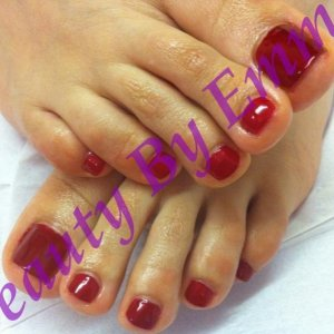 Shellac Red Baroness & Decadence