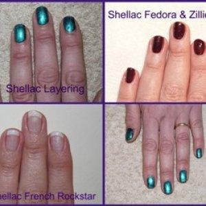 shellac examples