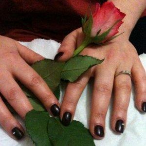 bellas vampire Gelish Manicure