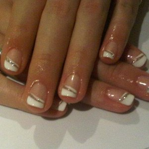 shellac french with a twist