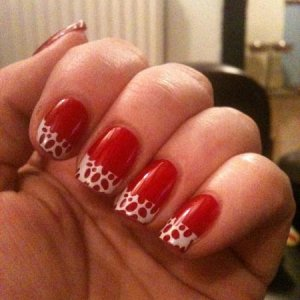 Shellac Decadence with Monster Bundle (Konad Style) stamping...8 days on