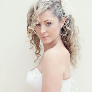 Beautiful Bride  Hair and make-up by me