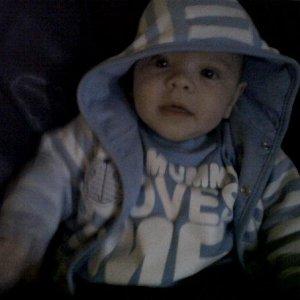 my lovely grandson,mackenzie-lee