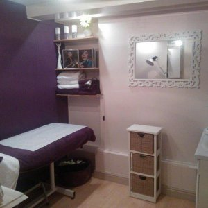 our beauty room