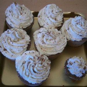 Black Forest Gateau Bath Bomb Cupcakes