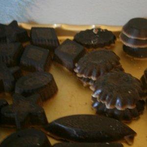 Chocolate Orange Bath Melts