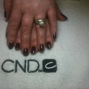 Shellac Dark Lava...look at the shine on those beauties :-)