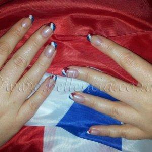Jubilee Rockstar Nails