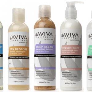 Aviva Inspires Skin Care Range