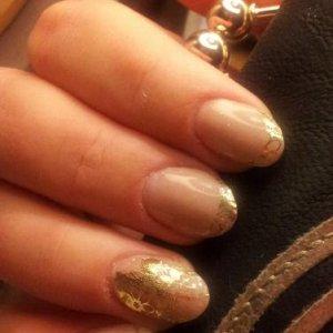 Gold lace Minx on l&p