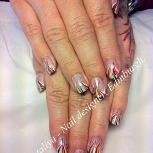 CND Shellac) and Colour and Effects