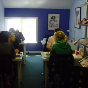 Nail Services Room