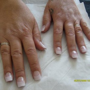 My first client infills before