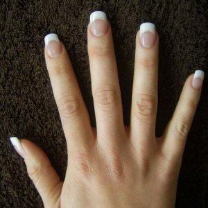 Hannah: l&p, pink&white, sculpted