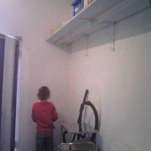 beauty room beginning