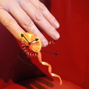 Clockwork Orange that I designed on a Sam Biddle Fantasy Class