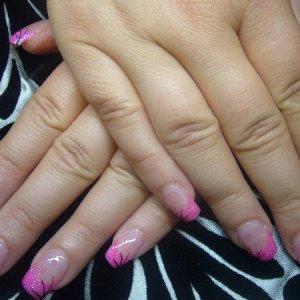 Tracy Nails 7 Aug 2008 002 No 2