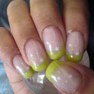 my nails again, new cute design :)