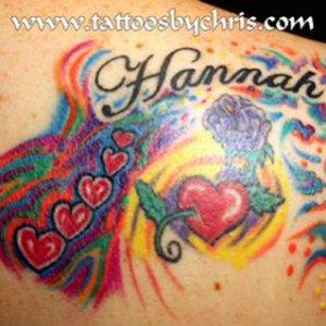 Tattoos By Chris W 08 1 WildsHannah tattoo