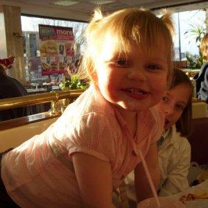 My gogeous little princess charlie lou