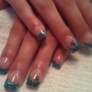 Pretty Glitters and Design