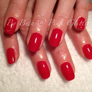 Royal Red overlays