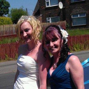 Wedding Hair :) [Bride & Mother of the Bride]