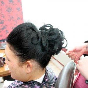 Wedding Hair :) [Bride]
