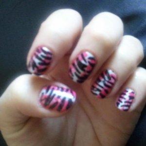 tiger shellac