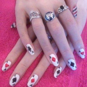 Aces Shellac Nails