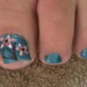 louise nail art