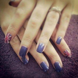 CND Shellac Team GB Nails