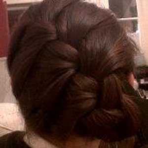 hair up x