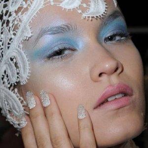 Underwater Manicure, Joy Cioci; NYFW S/S 2013