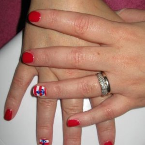 SHELLAC AND MINX ANCHOR COMBI