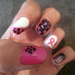 Breast Cancer Awareness Month ~ Shellac