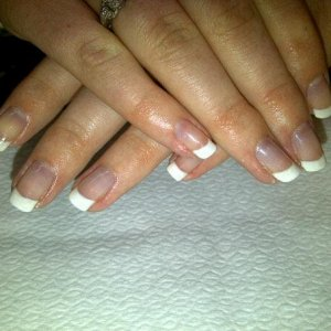 Gelish French