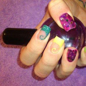Swirls & Sparkles