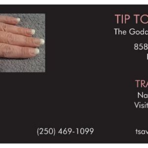 Business Card (Front Side)