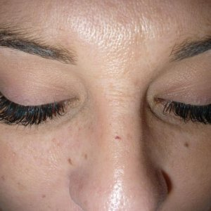 Katie's Lashes after