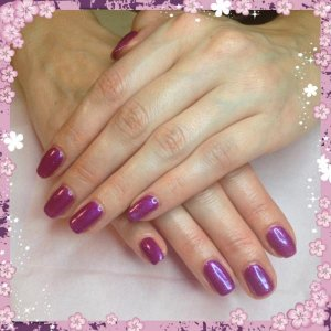 Gelish : Star Burst & Izzy Wizzy