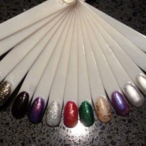 New colours in today.  So excited that not all of these have 2 coats :-)